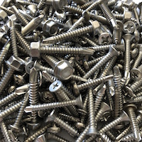 STAINLESS STEEL SELF-DRILLING SCREWS